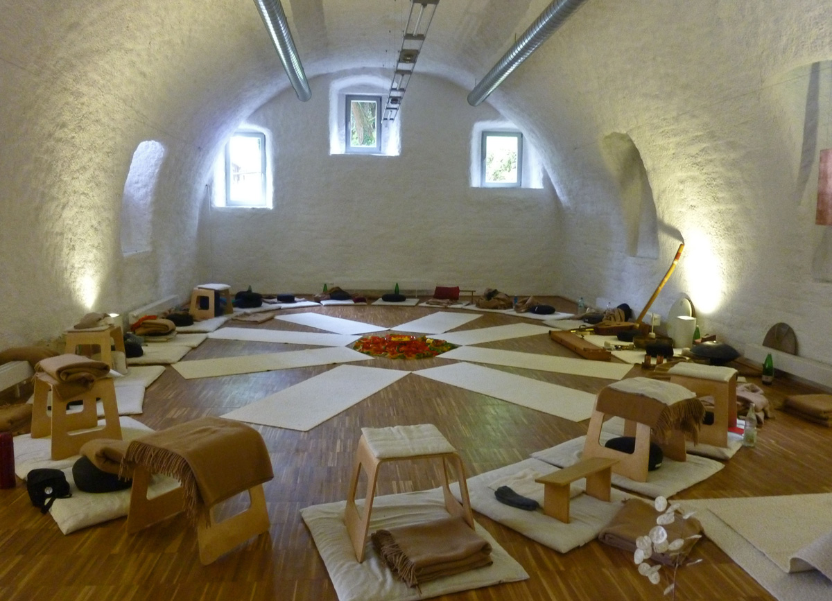 Benediktushof Holzkirchen klang heil kunst lichthaus musik